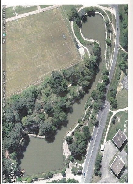 BASSIN DE RETENTION DE THOUARS A TALENCE